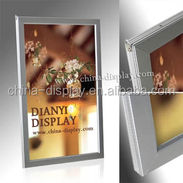2015 Wholesale LED picture frames that light up