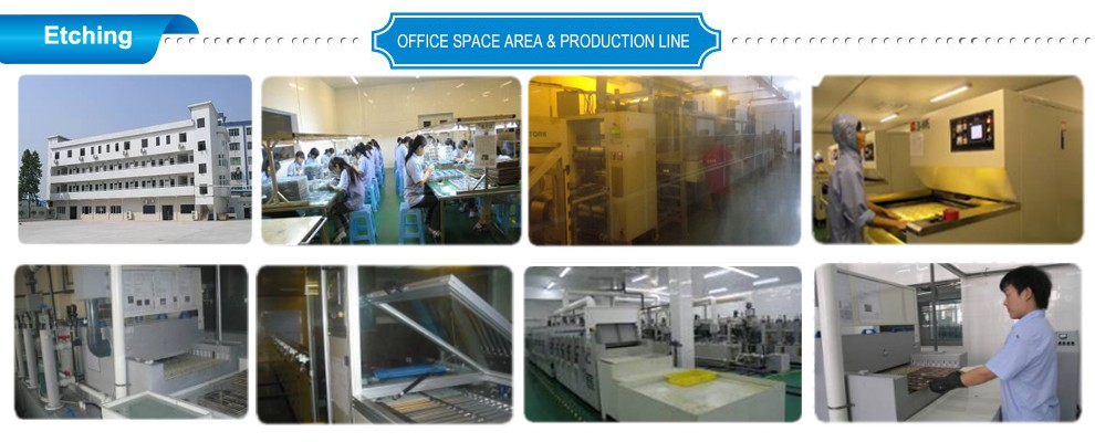 Factory OEM Custom Photo Chemical Etching Precision Parts