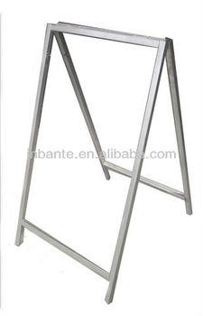 Angle Iron Steel Sign Frame