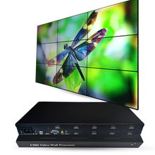 1 ingang 9 uitgang 3*3 Nieuwe <span class=keywords><strong>Technologie</strong></span> Interne Verzenden 4 k video wall controller