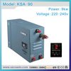 coasts KSA90 9KW 380V 50HZ Steam Bath Room Sauna Steam Generator