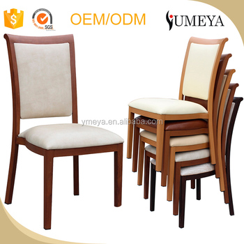Stackable Wooden Chairs wholesale hot sale stackable wooden dining chairs restaurant