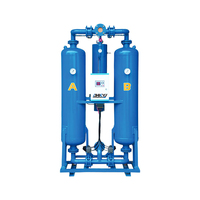 Factory export model DH-50E 6.8Cubic metre/min air compressor Adsorption type dryer