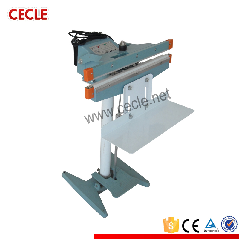 pedal multifunctional small plastic sealing machine price