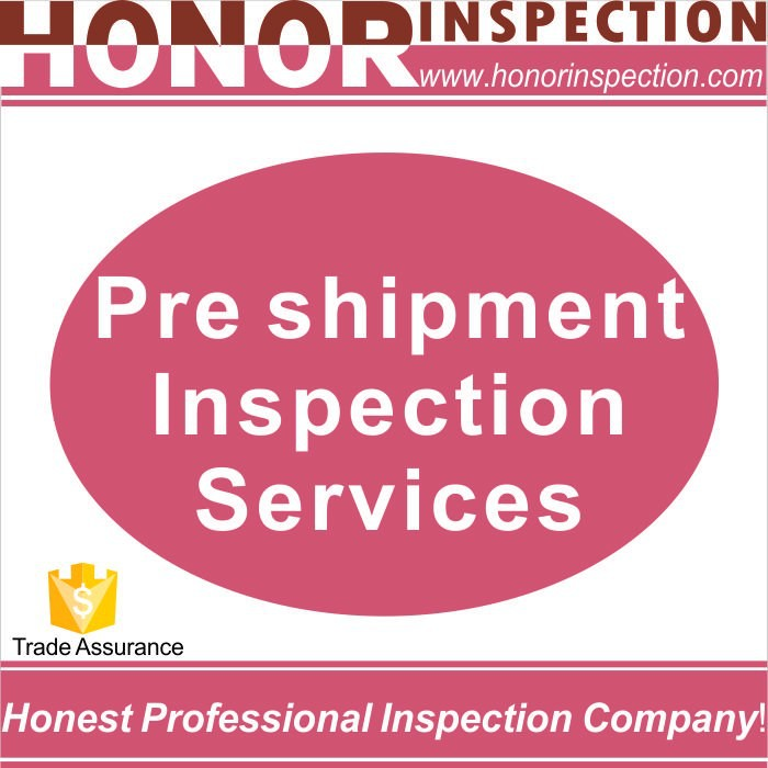 Zhengjiang Province pre shipment inspection service in china,factory inspection report