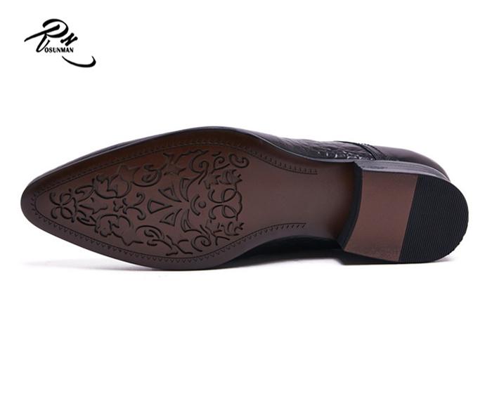 pointed toe wholesale men shoes Hottest fashion wvUxIx7