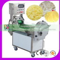 800kg/h Industrial Machinery Electric Vegetable Food Cut Up Machine