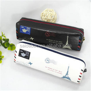 promotional gift leather pen holder