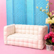 Korean Princess bread sofa chair / cute girl boy child room sofa / photo Korean white sofa