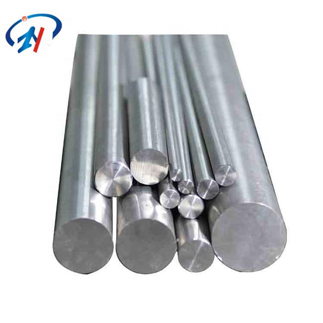 Professional manufacture titanium alloy round bar price per kg