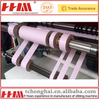 China wholesale best sale fax paper slitting machine