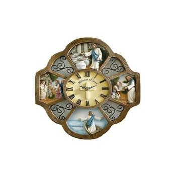 Jam Dinding Mukjizat Yesus Agama - Buy Yesus Jam Dinding 163ae32b60