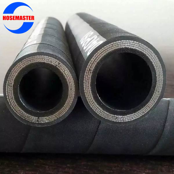 Competitive Price Factory Directly Provided High Pressure Steel wire Spiraled Rubber Hose