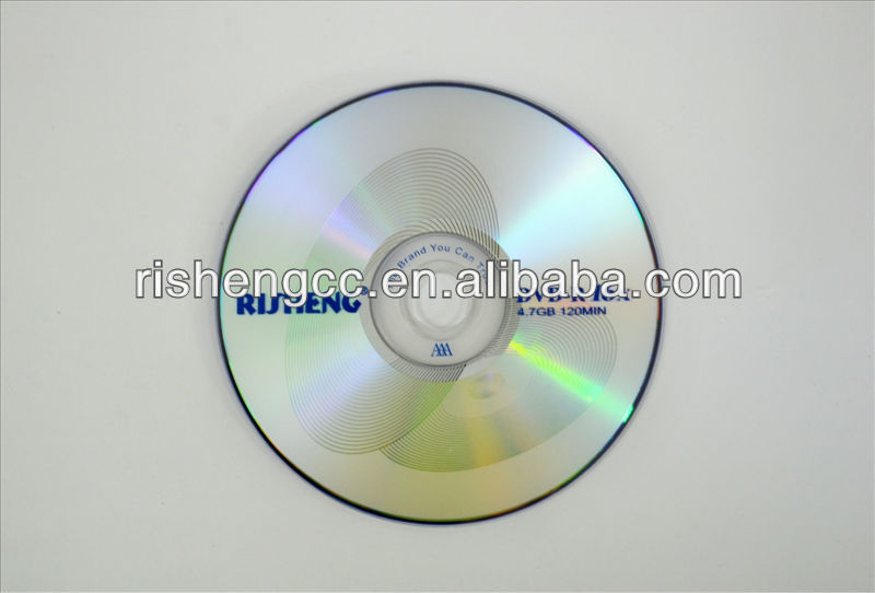 blank dvd and cd manufacturers