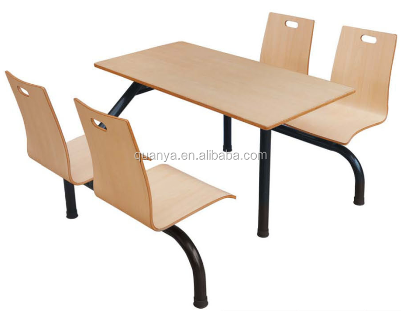 Pas cher aire de restauration table et chaise fast food - Table a manger et chaise pas cher ...
