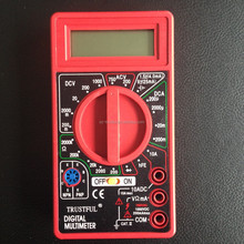 Digital Multimeter Analog Multimeter Clamp Meter VU Meter Electrical tester Alligator clips