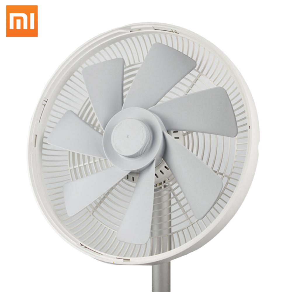 Original Xiaomi Smart Wireless Standing <strong>Fan</strong> Natural Comfortable Wind Rechargeable Battery <strong>Fan</strong>
