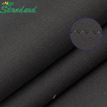 factory supplier woven solid dyed 100% cotton twill fabric for overcoat
