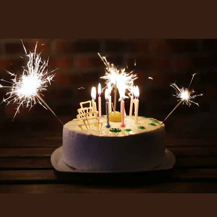 Party Cake Sparkler Candles Suppliers And Manufacturers At Alibaba