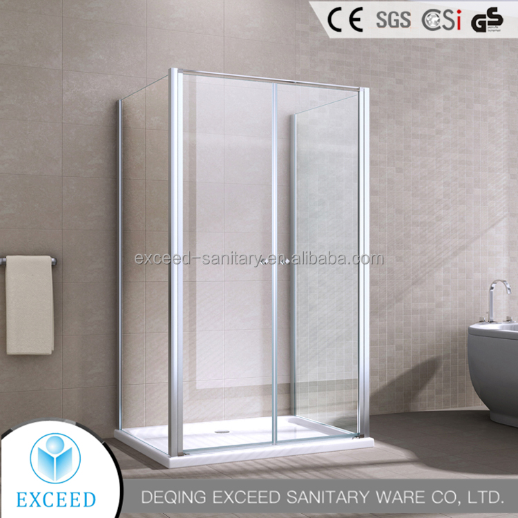 3 Sided Glass Shower Enclosure, 3 Sided Glass Shower Enclosure ...