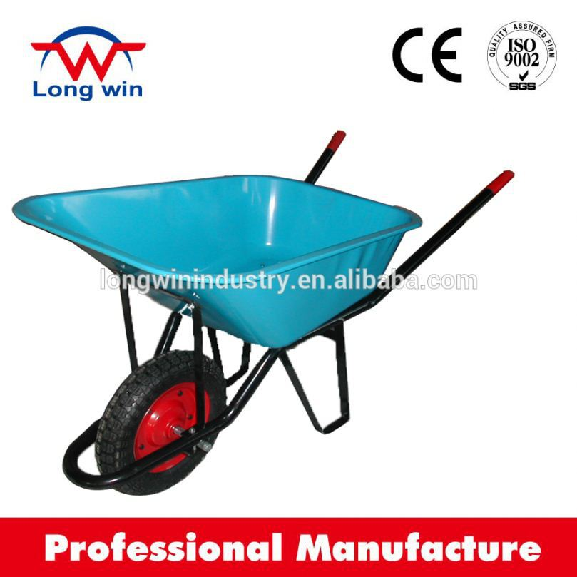 short delivery time commercial custom wheelbarrow