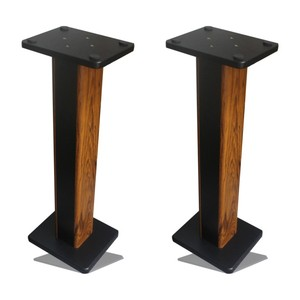 New Arrivals Good quality BK-SS Floor Speaker Stand 3A grade wood with 25mm thickness In pair