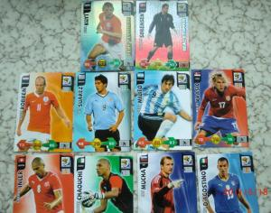 promotional 3D World cup gift card