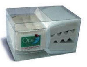 "Otis Stratosphere 6"" Futon Mattress (Supportive Soft). Twin Ottoman 39"" x 21"""