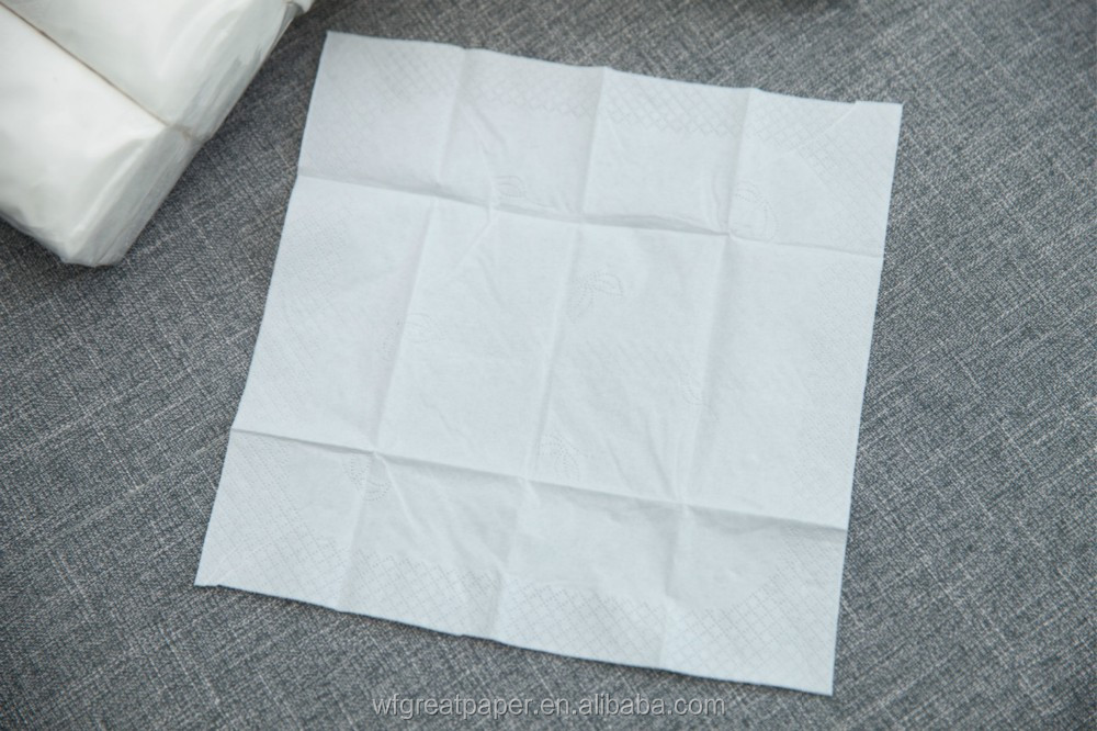 High quality small pack 1/12 Fold pocket tissue