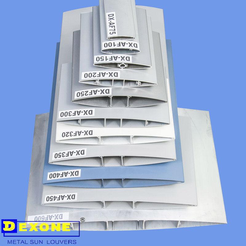 Louver Aluminum Profile