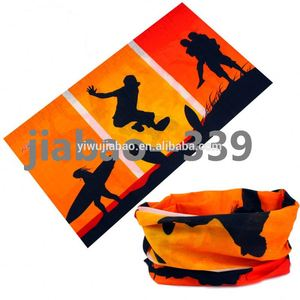 2016 Customized Logo UV Protection Bandana High Quality Material