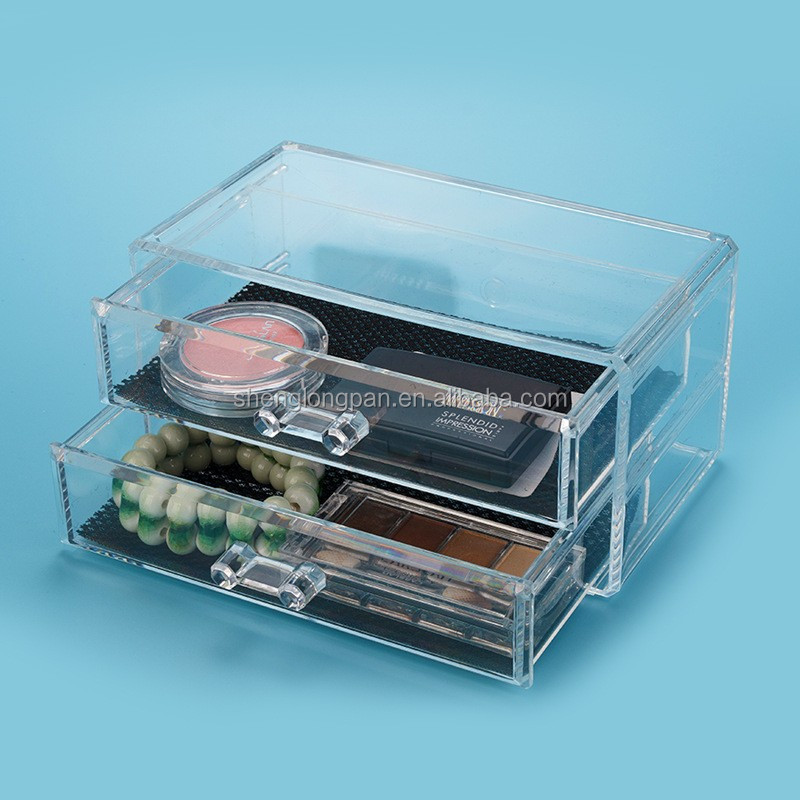 Acrylic Jewelry Boxes : Factory wholesale clear acrylic jewelry display box buy