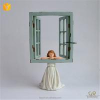 Wholesale Art Mids Crafts Love Resin Photo Frame