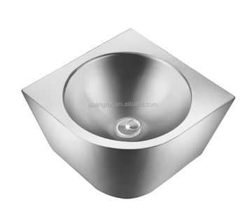 Free Standing Stainless Steel Single Bowl Topmount Hand