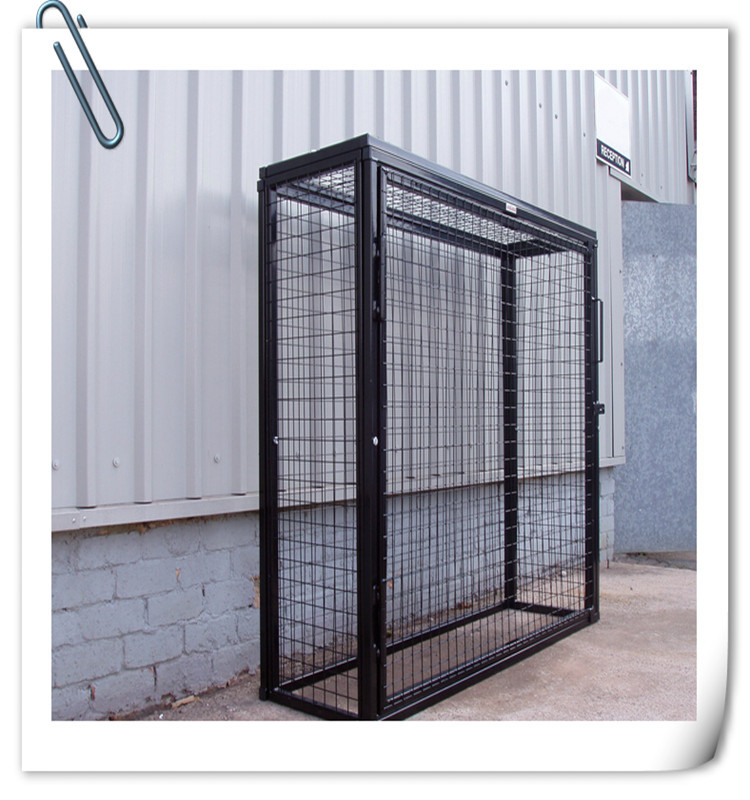 Superior Gas Cylinder Storage Cage