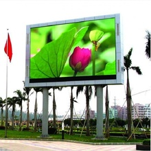 Hoge helderheid outdoor p10 reclame full color led display <span class=keywords><strong>board</strong></span>