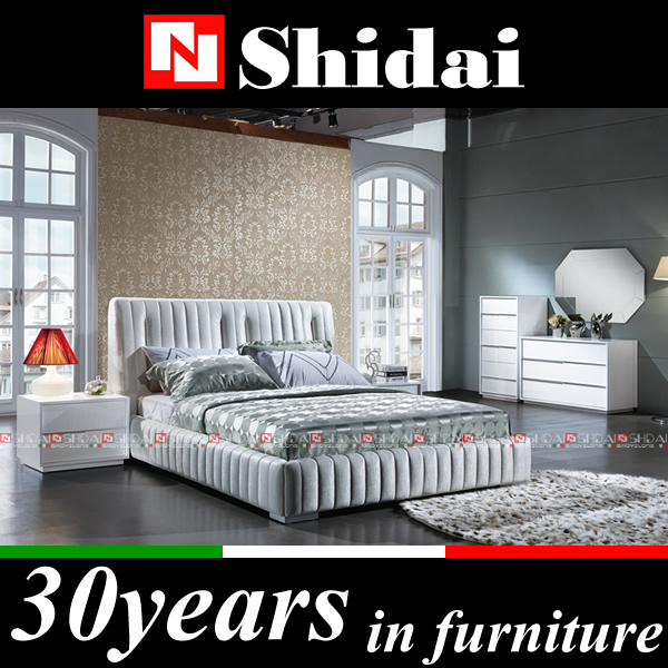 B908 modern master bed / wholesale bedroom furniture / affordable bedroom furniture