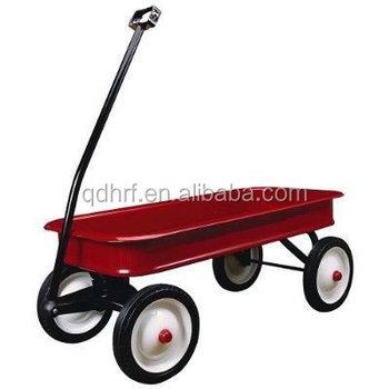Genial Red Garden Wagon Cart TC1806