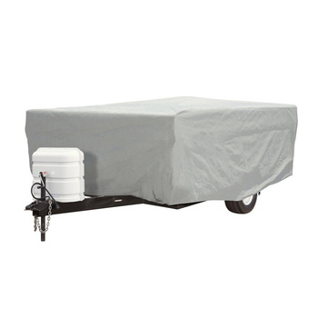 Tailored pop up (folding camper) cover car trailer cover
