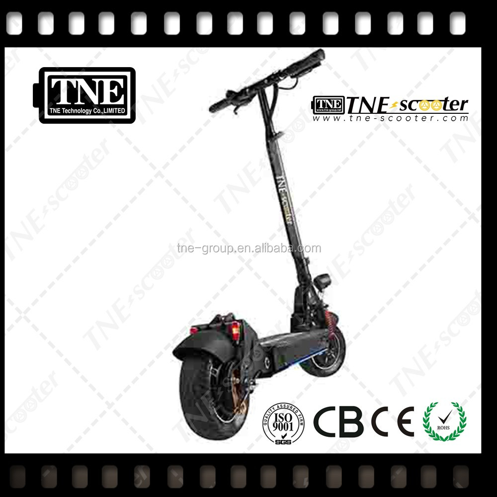 TNE Green Power Two Wheel stehen elektrische Shopping-Roller