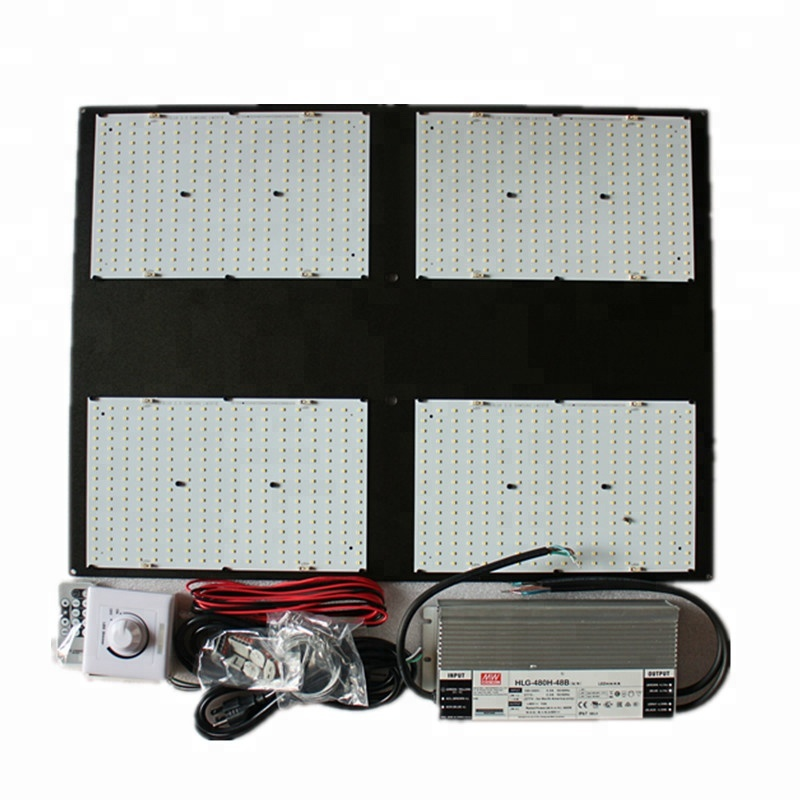 Best Selling In Usa 480w Quantum Board With 1152pcs Lm301b