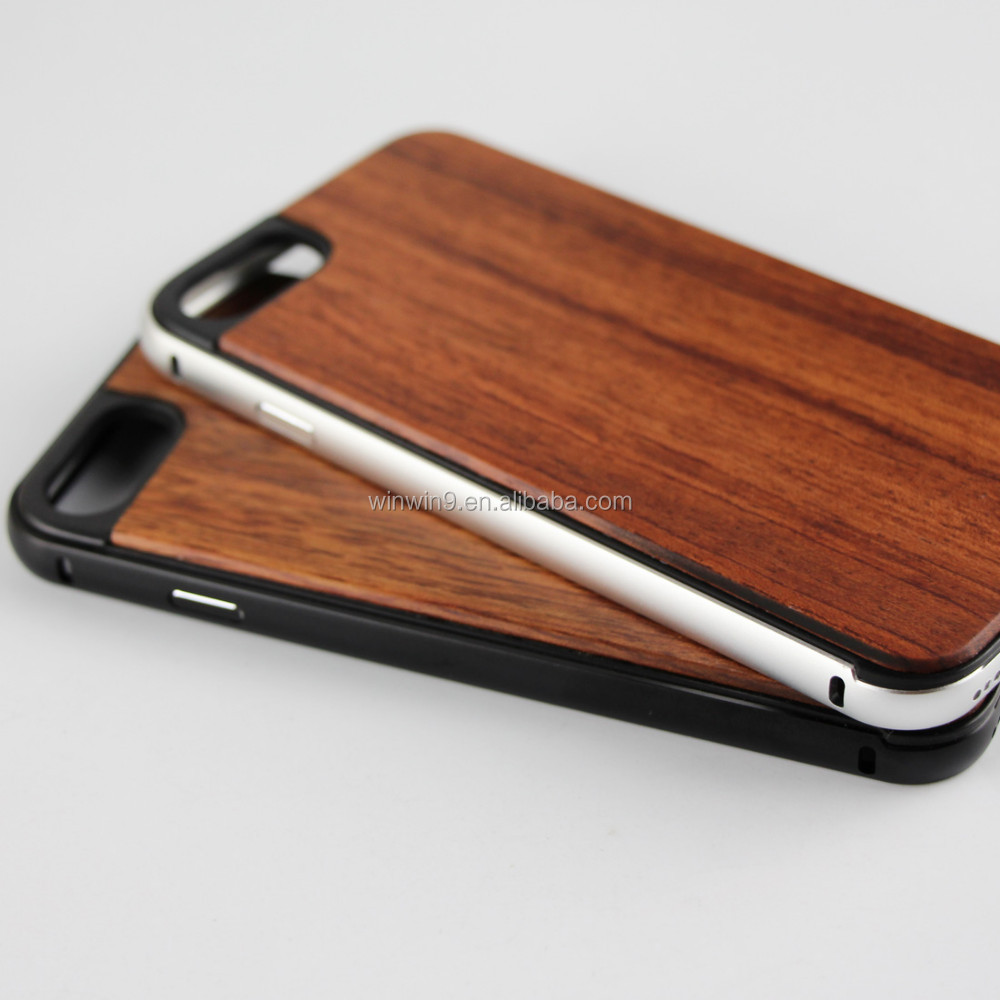 best service 107f9 4572b Carved Phone Cover Phone Accessories Aluminum And Wood Phone Case For  Iphone 7 - Buy Aluminum And Wood Phone Case,Aluminum And Wood Phone Case  For ...