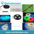 IP65 tahan air dmx rgb strip dipimpin kaku