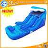 New design jumbo water slide inflatable children inflatable pool with slide for sale