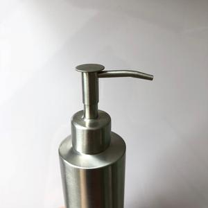 High Quality Polished Finish or Brushed SS 2.0cc Output 24/410 28/400 Lotion Dispenser Pump Stainless Steel Soap Pump