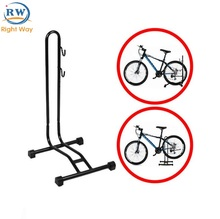 Bicycle accessories L Shape Display Rack Bicycle Parking Rack Bike Work Stands