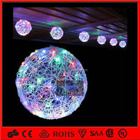 Christmas Ball Outdoor Light Decorating Christmas Big Balls