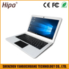 Hipo 10.1 inch laptop screen 1024*600 HD Allwinner A83T Octa-core tablet pc laptop computer price in china