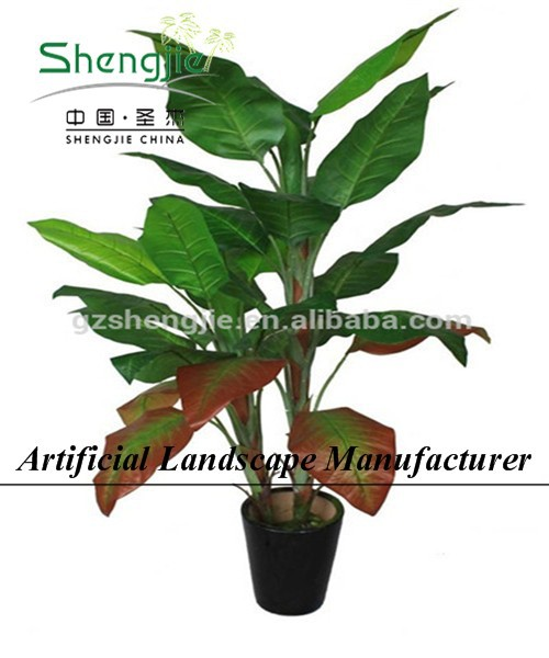 made in china , artificial shrubs greenery mini palm plants for home/table/hotel decor