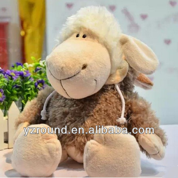 Sheep covered with wolf skin NICI quality plush toy